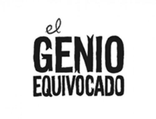 Cosmen Adelaida. Grupo de música del sello El Genio Equivocado.