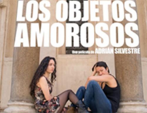 Película 'Los objetos Amorosos' de Adrián Silvestre