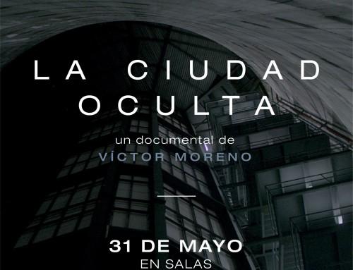 Película La ciudad oculta, de Víctor Moreno