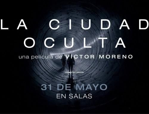 """Estreno de """"La ciudad oculta"""", de Víctor Moreno"""