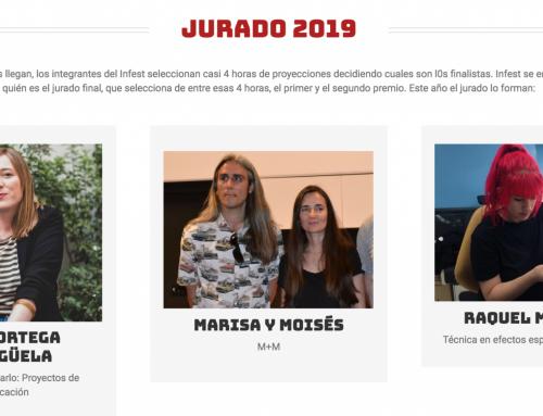 Henar Ortega, fundadora de Contarlo, jurado en el Festival Infest