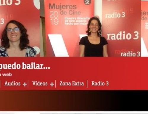 Mujeres de cine en Radio 3