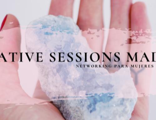 Contarlo participa en Madrid Creative Sessions, networking para mujeres creativas: 3 octubre