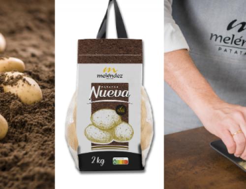 Patata nueva: un alimento de proximidad, de temporada y con múltiples ventajas, ya disponible en los supermercados de la mano de Patatas Meléndez