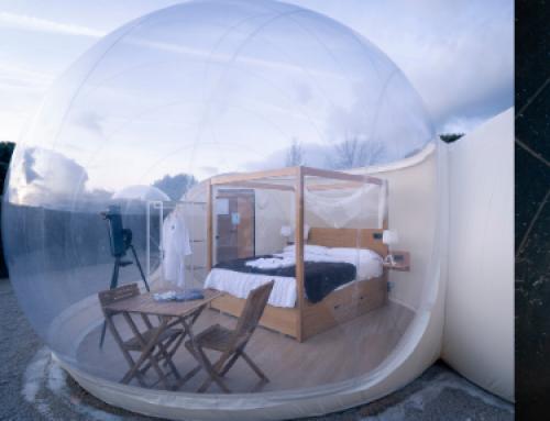 El Hotel Burbuja Zielo Las Beatas reabre con su propuesta de confort, relax, naturaleza y seguridad frente al Covid-19