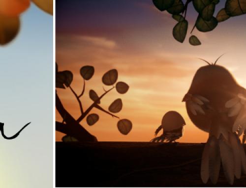 'Vuela', el corto de animación de Thinkwild Studios, preseleccionado para los Premios Goya 2021