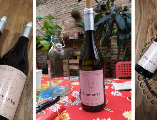 Llega 2021 con el vino especial de Contarlo edición limitada