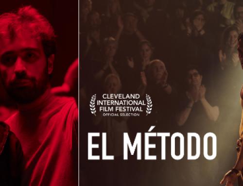 El cortometraje El Método, seleccionado en el Festival de Cine de Cleveland, calificador para Goya y Oscar
