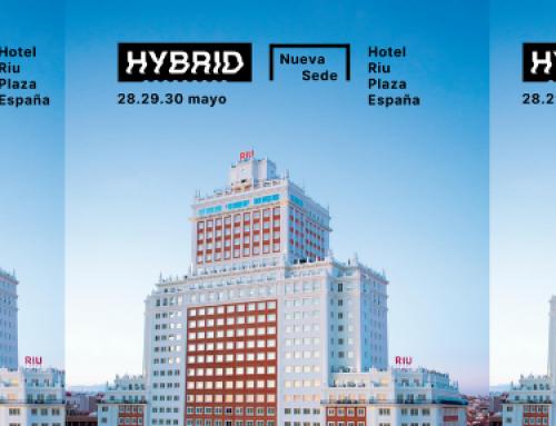 5º HYBRID Art Fair: 28, 29 y 30 de mayo en el Hotel RIU Plaza España de Madrid